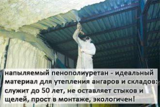 Утепленный ангар Нижний Новгород