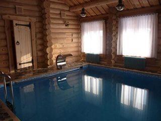 Строительство бани с бассейном в Нижнем Новгороде