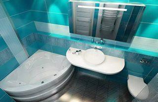 Фото варианты Дизайн ванной комнаты в Нижнем Новгороде
