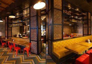 Фото варианты Дизайн интерьера кафе в Нижнем Новгороде