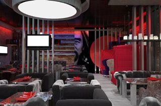Фото варианты Дизайн интерьера ресторана в Нижнем Новгороде