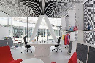 Фото варианты Дизайн интерьера офиса в Нижнем Новгороде