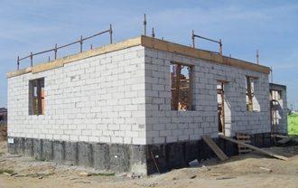 Проекты домов 10 на 10 из газобетона в Нижнем Новгороде
