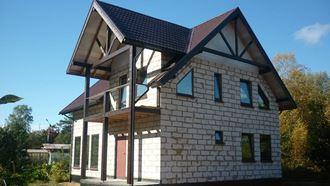 Проекты домов 6х9 из газобетона Нижний Новгород