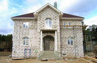 Проекты домов 11 на 11 из газобетона Нижний Новгород