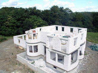 Проекты домов 8х9 из газобетона
