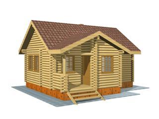 Проекты двухэтажных домов из бревна в Нижнем Новгороде