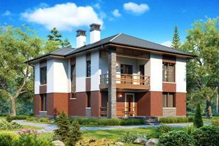 Проекты домов из кирпича до 200 кв.м в Нижнем Новгороде