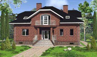 Проекты домов из кирпича 6х8 в Нижнем Новгороде