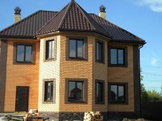 Проекты домов из кирпича 7х9 в Нижнем Новгороде