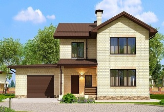 Проекты домов из кирпича 7х10 в Нижнем Новгороде