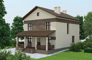 Проекты домов из кирпича 9х10 в Нижнем Новгороде