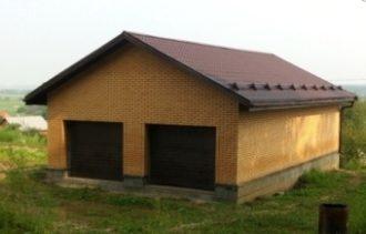 Строительство гаража в Нижнем Новгороде