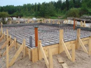 Строительство монолитных фундаментов в Нижнем Новгороде