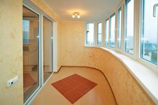Ремонт балкона под ключ в Нижнем Новгороде