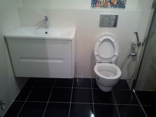 Ремонт туалета под ключ в Нижнем Новгороде