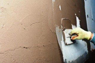 Фото процесса Штукатурка стен в Нижнем Новгороде
