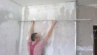 Выравнивание стен в Нижнем Новгороде