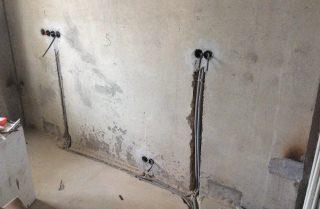 Фото процесса Выравнивание стен в Нижнем Новгороде