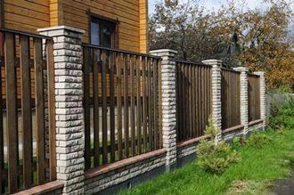 Заборы для дачи в Нижнем Новгороде