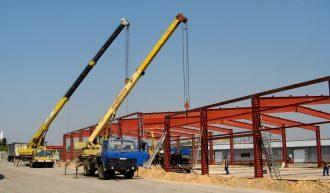 Строительство производственных зданий Нижний Новгород