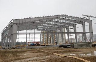 Фото Строительство спортзалов в Нижнем Новгороде