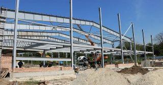 Строительство торговых центров в Нижнем Новгороде