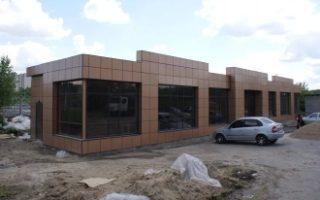 Строительство магазинов в Нижнем Новгороде